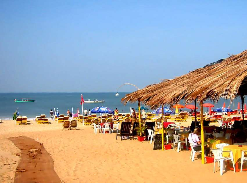 baga-beach-Goa.